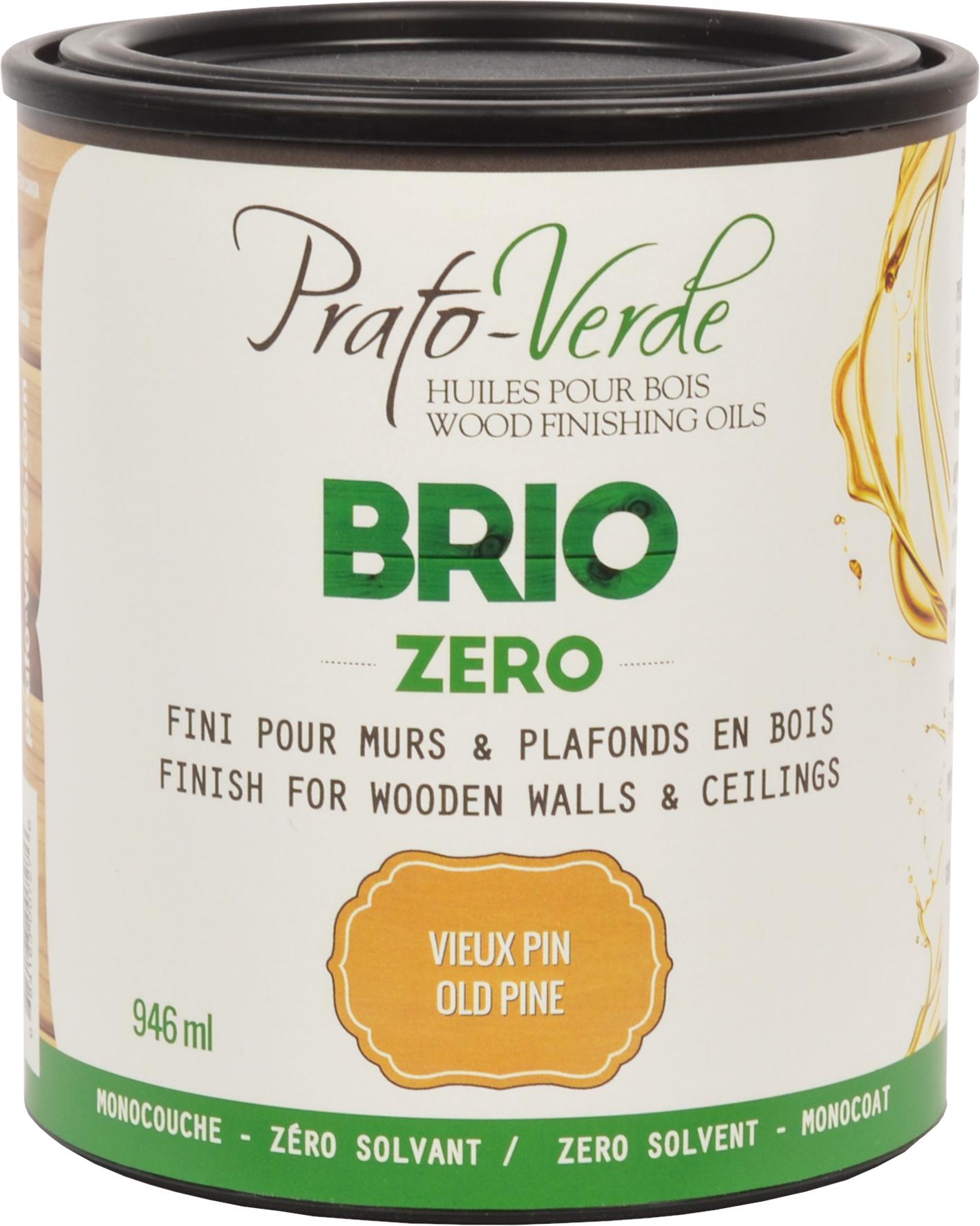 Brio Zero Prato Verde