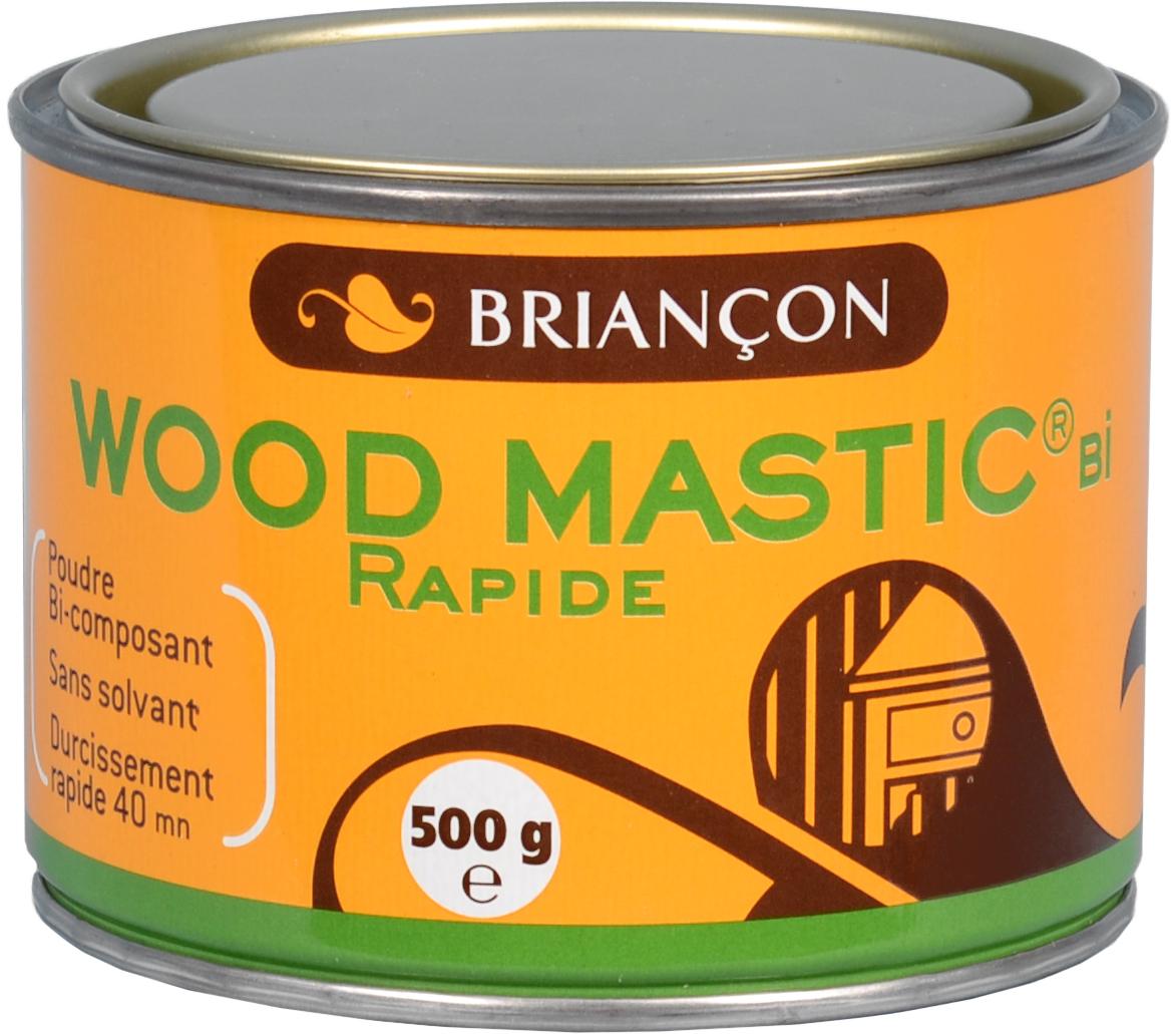 wood mastic bi rapide brian on. Black Bedroom Furniture Sets. Home Design Ideas
