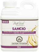 Sancio New Concentrated Formula Oil Based